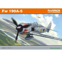Eduard 70116 - 1:72 Fw 190A-5 Profipack