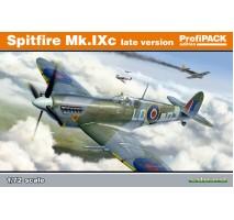 Eduard 70121 - 1:72 Spitfire Mk.IXc late version Profipack