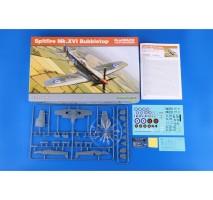 Eduard 70126 - 1:72 Spitfire Mk.XVI Bubbletop Profipack