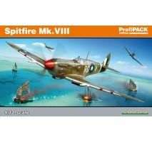 Eduard 70128 - 1:72 Spitfire Mk.VIII Profipack