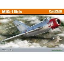 Eduard 7056 - Kit macheta avion MIG-15bis Profi-pack 1:72