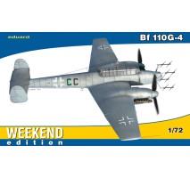 Eduard 7422 - 1:72 Bf 110 G4