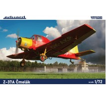 Eduard 7456 - 1:72 Z-37A Cmelak Weekend Edition