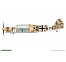 Eduard 8078 - Kit macheta avion Messerschmitt Bf 108 Taifun Profi-pack 1:48
