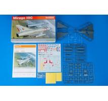Eduard 8103 - Mirage III C  1/48