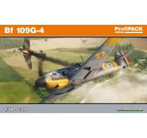 Eduard 82117 - Kit macheta avion Bf 109 G4 Profi-pack 1:48