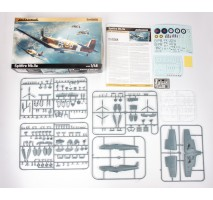 Eduard 82153 - 1:48 Supermarine Spitfire Mk.IIa Profipack