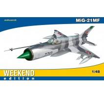 Eduard 84126 - Kit macheta avion MIG-21 MF 1:48