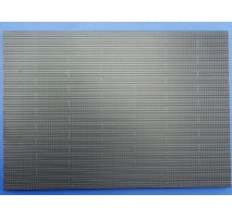 Eduard 8801 - PSP Display base - Perforated steel plates 1:48
