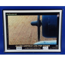 Eduard 8804 - Allied Airfield with PSP cover 1:48