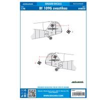 Eduard D48028 - 1:48 Bf-109 Svastikas