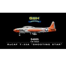 "GWH 4805 - 1:48 RoCAF T-33A ""Shooting Star"""