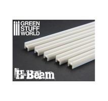 GSW - ABS H-Beam Columns 6mm