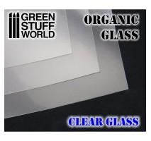 GSW - Organic GLASS Sheet - Clear