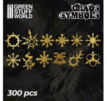GSW - Chaos Runes and Symbols