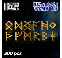 GSW - Dwarven Runes and Symbols
