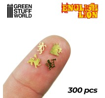 GSW - English Lion Symbols