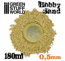 GSW - Fine Hobby Sand 180ml - Natural