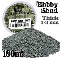 GSW - Thick Hobby Sand 180ml - Grey