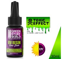GSW - UV Resin - TOXIC EFFECT - 30ml