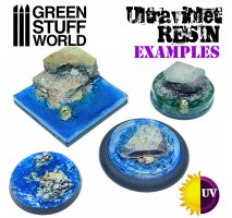 GSW - UV Resin - CLEAR WATER EFFECT - 30ml