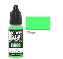 GSW - Fluor Paint LIME