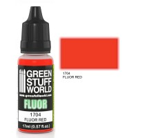 GSW - Fluor Paint RED