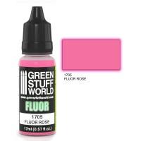 GSW - Fluor Paint ROSE