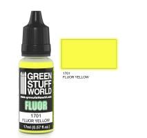 GSW - Fluor Paint YELLOW