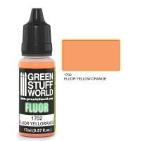 GSW - Fluor Paint YELLOW-ORANGE