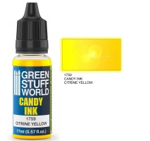 GSW - Candy Ink - Citrine Yellow