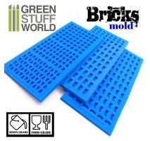 GSW - Silicone molds - BRICKS