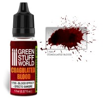 GSW - COAGULATED BLOOD