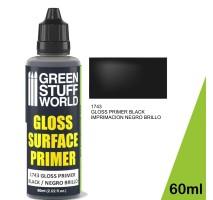 GSW - Acrylic Surface Primer Black GLOSSY 60 ml