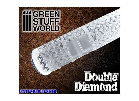 GSW - Rolling Pin Double Diamond