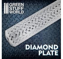 GSW - Rolling Pin Diamond Plate