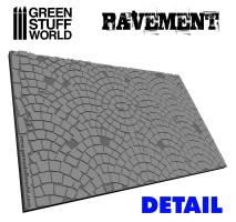GSW - Rolling Pin Pavement