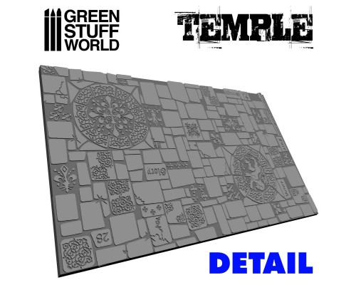 GSW - Rolling Pin Temple