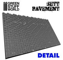 GSW - Rolling Pin Sett Pavement