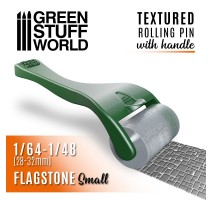 GSW - Rolling pin with Handle - Flagstone Small