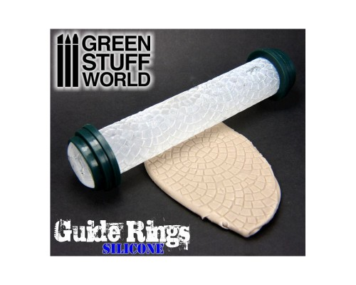 GSW - Silicone Guide Rings for Rolling Pins