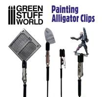 GSW - Alligator Clips x20