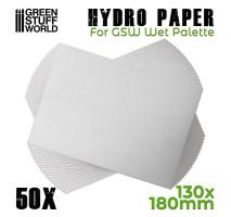 GSW - Hydro Paper (50 pcs set)