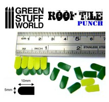 GSW - Miniature ROOF TILE Punch