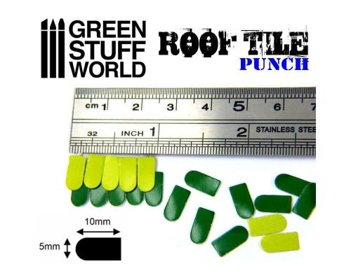 GSW - Miniature ROOF TILE Punch