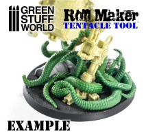 GSW - Roll Maker Set - Tentacles, Tubes, Wires