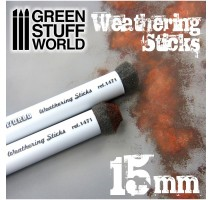 GSW - Weathering Brushes 15mm