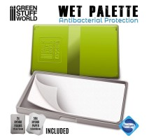 GSW - Wet Palette