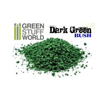 Bush clump foliage - Medium Green