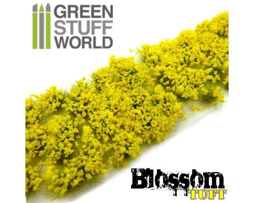 GSW - Shrubs tufts - 6mm Yellow Flowers